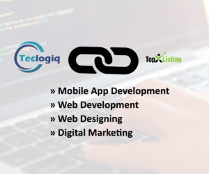 Now you can find Teclogiq on TopXListing