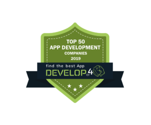 Teclogiq recognized as the top mobile app development companies on Develop4U