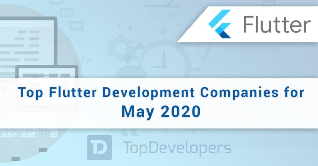 Top Flutter App Development Companies